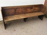 Bench / Settle (CODE B 361)