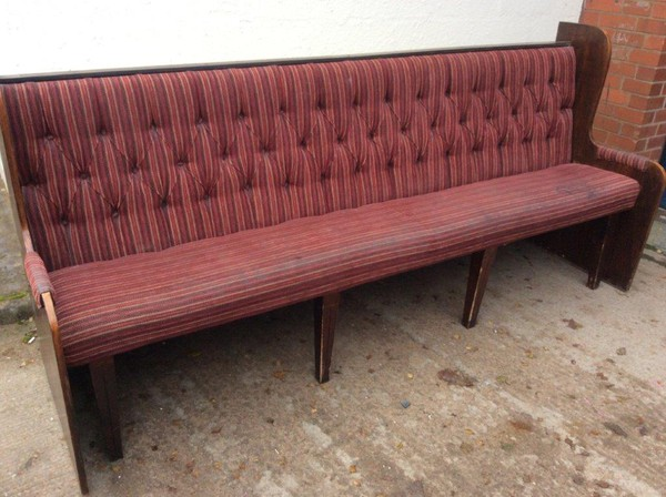 Bench / Settle (CODE B 356)