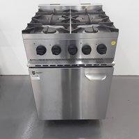 Used Parry P4BOP 4 Burner Range Cooker