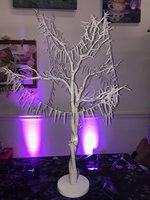 Winter Wonderland Twinkling Table Centres