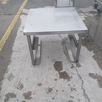 Used Stainless Steel Stand(10404)