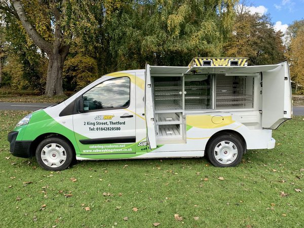 Sandwich Van - Refrigerated for sale