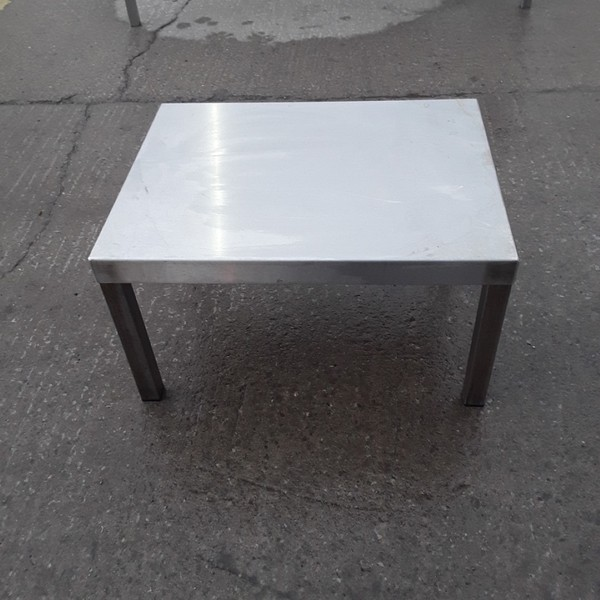 Used Stainless Steel Stand (10407)