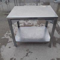 Used Boppas Stainless Steel Table (10410)