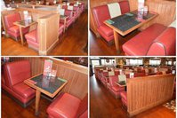 Restaurant And Pub Seating Booths