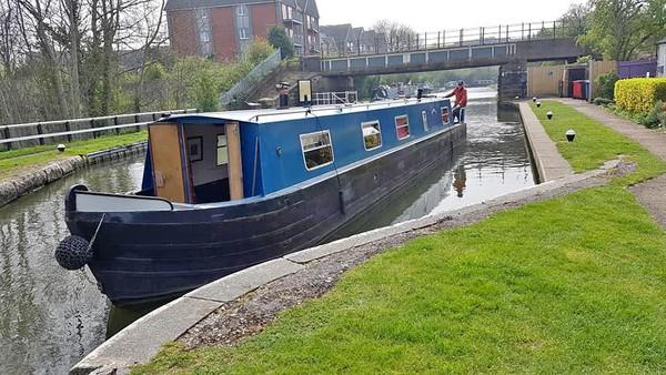 49ft Narrowboat Springer Boat