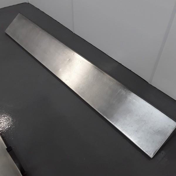 Used Stainless Steel Wall Shelf (10421) - Bridgwater, Somerset