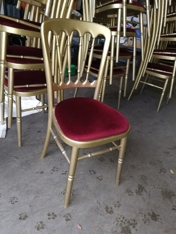 Gold / Gilt Bentwood Cheltenham Chairs