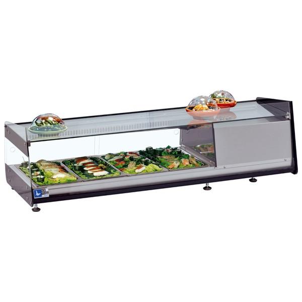 Brand New Tecfrigo Sushi 4D Sushi Chilled Display