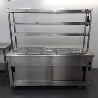 Used Victor SCEP19Z Bain Marie Carvery Hot Cupboard (10447)
