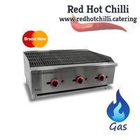 Gas Char Grill