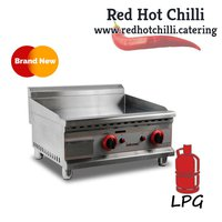 Counter Top Gas Griddle 600GG