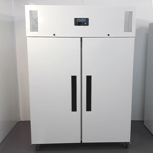 Double upright freezer for sale