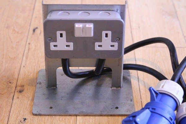 Buy Twin 13a Socket 32a In/Out - Gloucestershire
