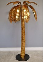 Gold Palm Tree - Bristol