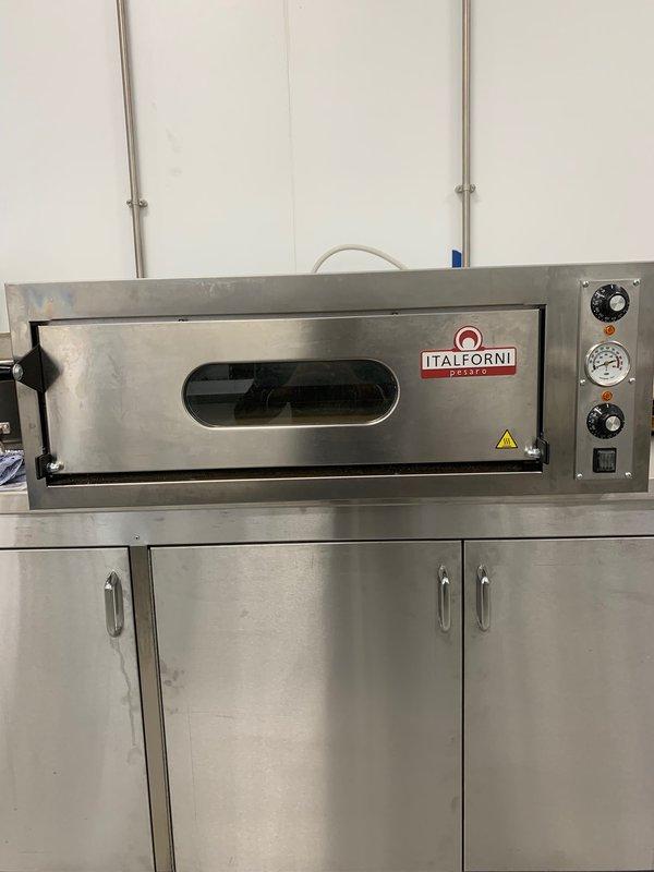 Italforni Ek4 Pizza Stone Oven