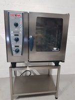 Rational CMP 6 Grid Electric Combi Oven With Stand