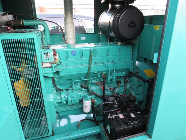 3 phase Cummins Generator 259Kva