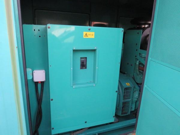 259kva Silent diesel generator