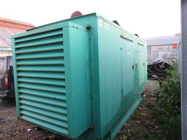 Generator 259Kva Cummins