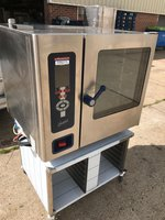 6 Grid Electric Combi Oven For Sale