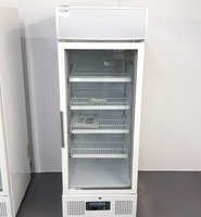 Polar DM075 Single Upright Display Fridge