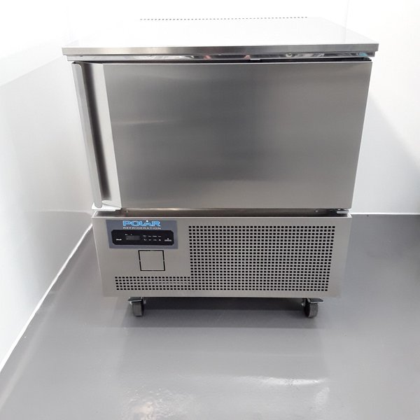 New B Grade Polar DN492 Blast Chiller Freezer