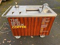 Coffee Serving Unit