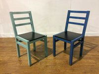 Cafe Wooden Chairs For Sale