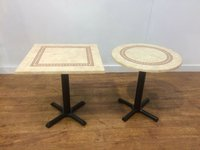 Moroccan Style Werzalit Tables for sale