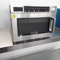 Ex Demo Buffalo GK640 Microwave Programmable 1850W (10486)