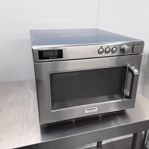 Ex Demo Panasonic NE-1843 Microwave Manual 1800W(10487)