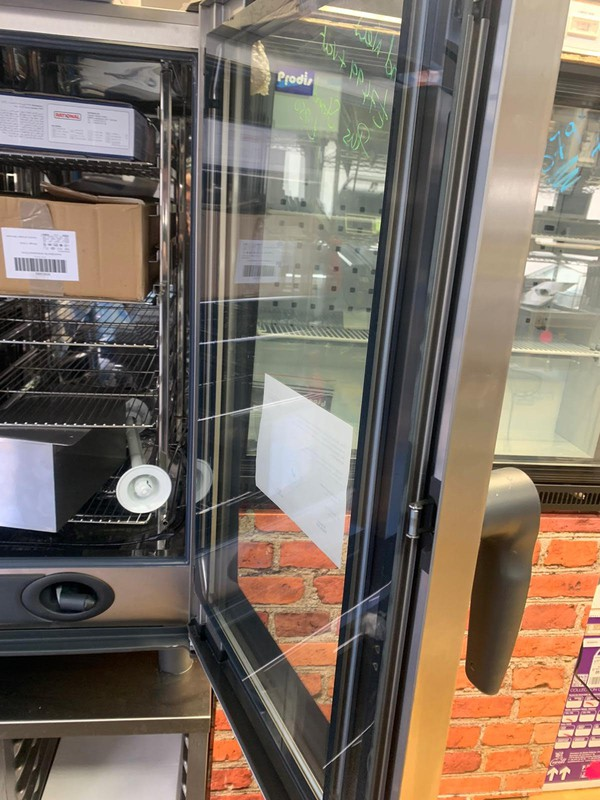 10 Grid Electric Combi Oven For Sale