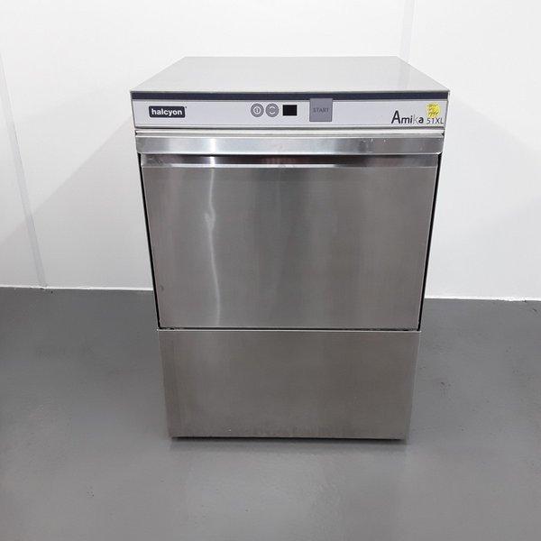 Used Halcyon Amika 51XL Dishwasher 500mm Drain Pump