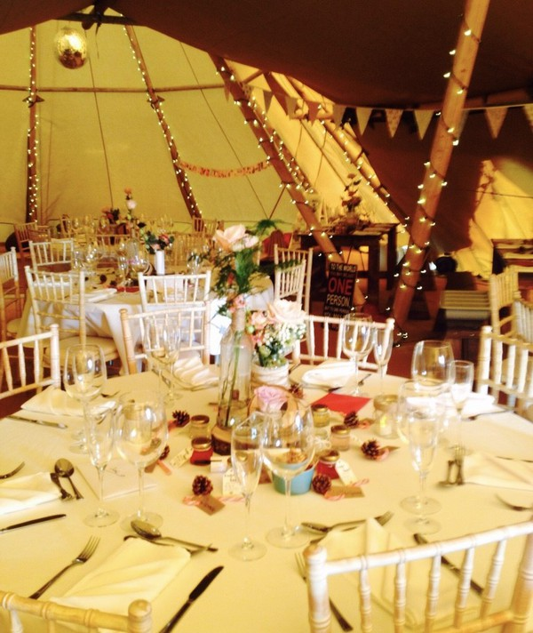 Giant Wedding Tipi for sale