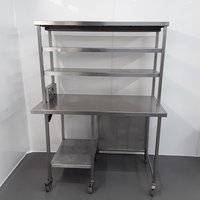 Used Heated Gantry Table