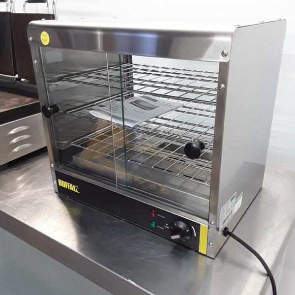 Used Buffalo GF454 Pie Warmer