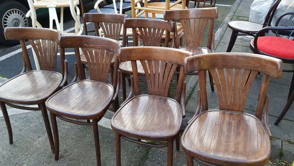 Job lot Bentwood Dining Chairs