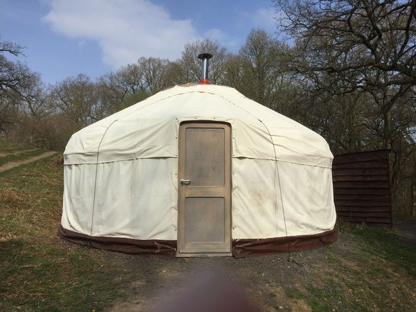 5 metre Yurts Made By Yurts For Life