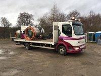 Waste tanker for sale