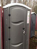 Single toilet unit for sale