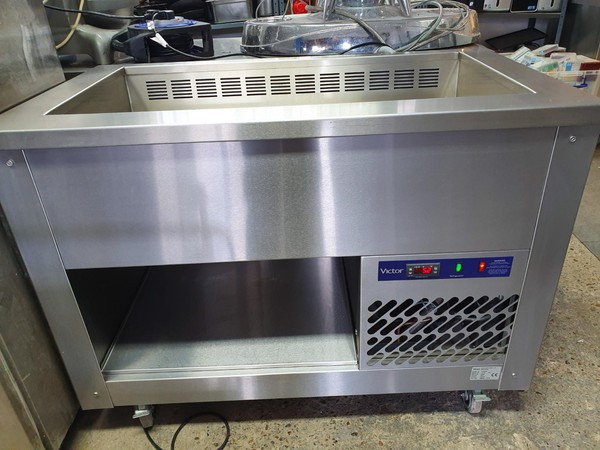 Victor RW30MS Chilled Refrigerated Salad Well