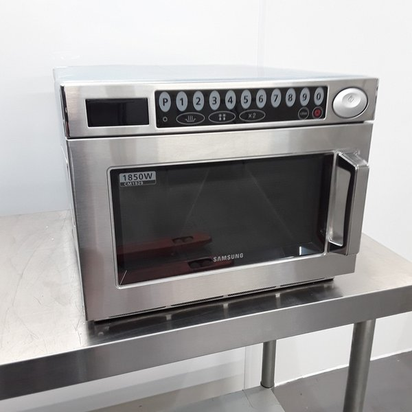 Samsung CM1929 Microwave Programmable 1850W