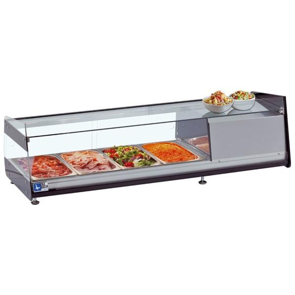 Brand New Tecfrigo Tapas 6D Tapas Display Chiller