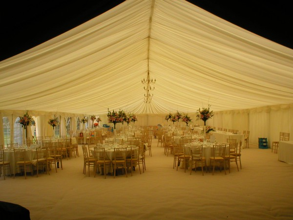 12m x 18m marquee for sale