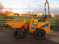 Thwaites 1 Tone dumper truck for sale