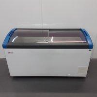 New B Grade Elcold Focus 151 Display Chest Freezer