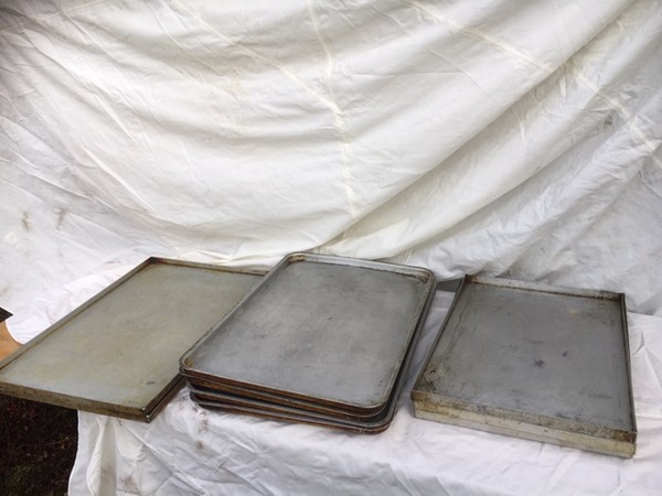 Baking Trays Suitable For Blue Seal