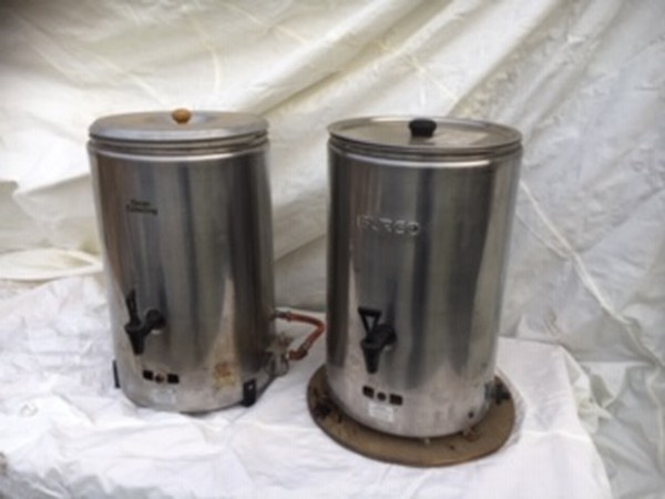 LPG Catering Urns for sale