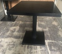Black Tables 700mm x 800mm for sale